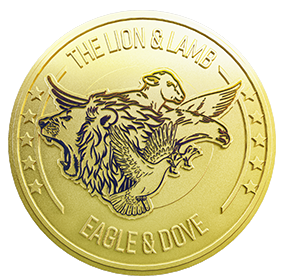 THE LION AND LAMB-EAGLE AND DOVE blog